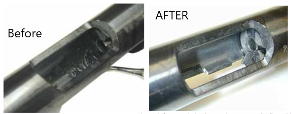 Ultrasonic Gun Cleaning with Pro Gun Cleaning