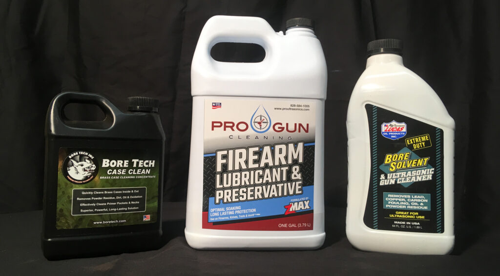 Pro Gun Cleaning Solutions