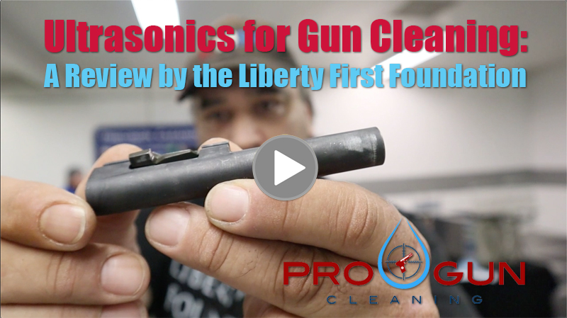 Review of Pro Gun Cleaning by L1F