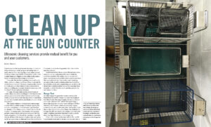 Magazine feature on Pro Gun Cleaning